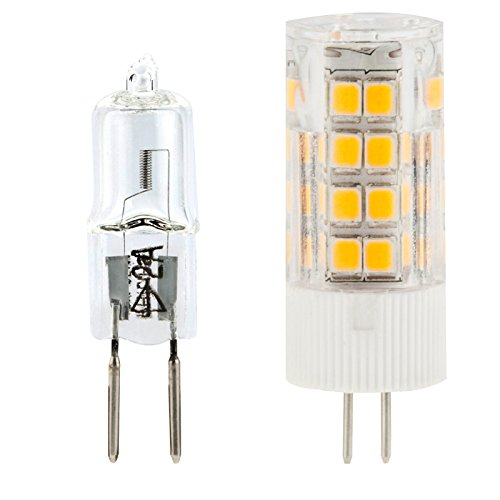 hero led g5 3 51s 120v cw t4 g5 3 led halogen replacement. Black Bedroom Furniture Sets. Home Design Ideas