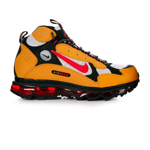 Nike Air Max Terra Sertig, White/Red Uk Size: 6