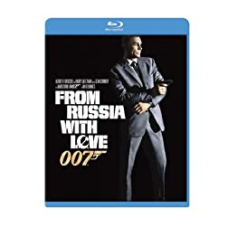 From Russia with Love (50th Anniversary Repackage) [Blu-ray]