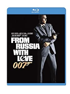 "Sean Connery also stars in this James Bond Film ""From Russia With Love."""