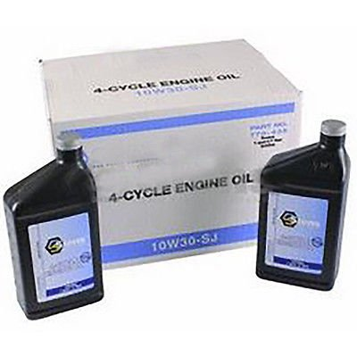 2535706 New Universal Case of (12) 32 oz. Bottles 4-Cycle Engine Oil 10W30-SJ (10w30 Oil Lawn Mower compare prices)