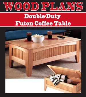 How To Build Futon Coffee Table Woodworking Plans Pdf Plans