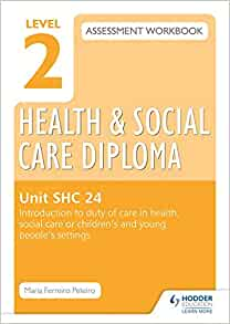 204 shc 24 duty of care in health and social care Oral health care activities performed by caregivers for institutionalized  by caregivers, for institutionalized elderly  in social-health centers (shc).