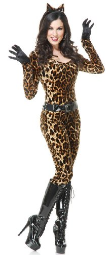 Leopard Cutie Adult Costume - Womens Large 11-13