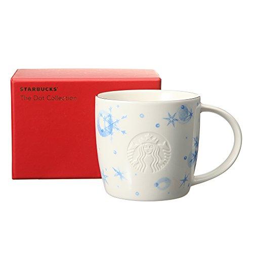 スターバックス Starbucks 2015 ホリデー ドットコレクションマグ ダイヤモンドダスト 355ml