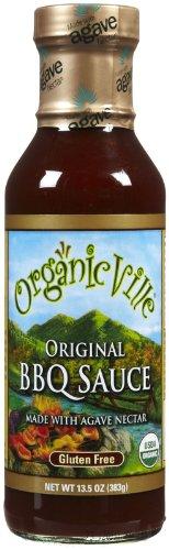 Organicville Original BBQ Sauce ( 6X13.5 Oz)