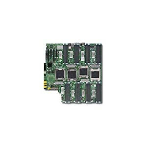Super Micro Supermicro Mbd-x10qbl-p - Quad LGA2011 Intel C602j Chipset Proprietary Server Motherboard