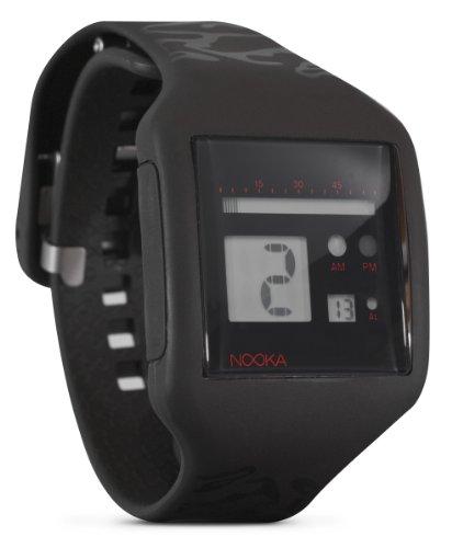 Nooka - Edwin Delarosa Zub Zoo Watch in Black