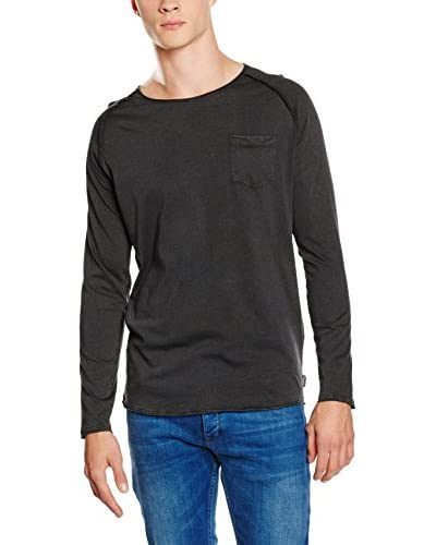 JACK & JONES Longsleeve [Nero]