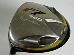 Taylor Made R7 TP 460 Driver 9.5* Voodoo XVS8 XSTF LEFT