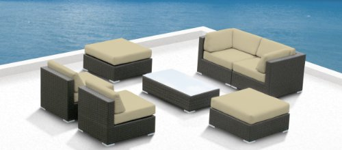 Outdoor Patio Furniture All Weather Wicker MALLINA
