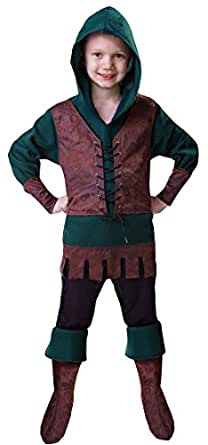 Robin Hood Child's Halloween Costume