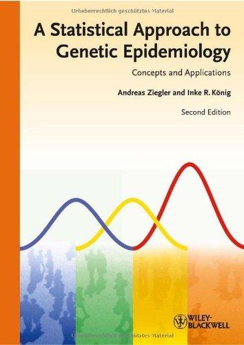 By Andreas Ziegler, Inke R. K?nig:A Statistical Approach...