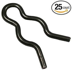 """Amazon.com: Pico 6272C 1/8"""" Hair-Pin Retainer 25 per"""