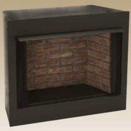 Monessen Gruf42c-f 42-inch Radiant Face Circulating Vent-free Firebox With Cottage Clay Firebrick (Gas Fireplace Insert 42 compare prices)