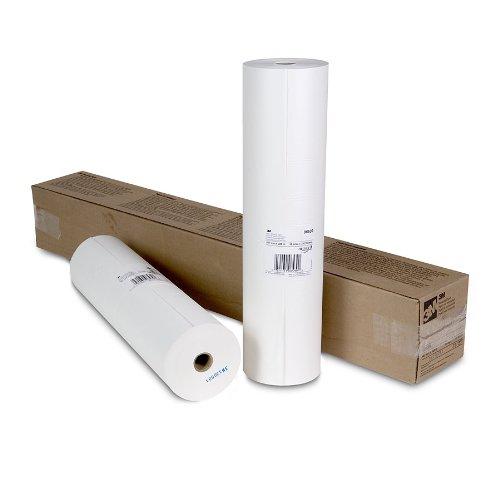 """3M 06539 White 18"""" x 750' Masking Paper"""