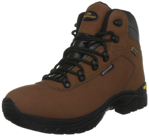 Trespass Men's Velik Brown Walking Boot Mafobod10005 8 UK