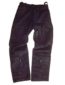Mil-tec Pilot prewashed Flight trousers from Mil-Tec