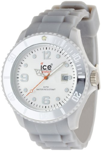 Ice-Watch Sili Forever Silver Big Silicone Watch SI.SR.B.S
