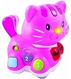 Vtech Spanish - Vtech Infantil - Gatito Miau Miau Rosa