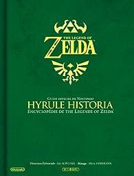 encyclopedie zelda fnac
