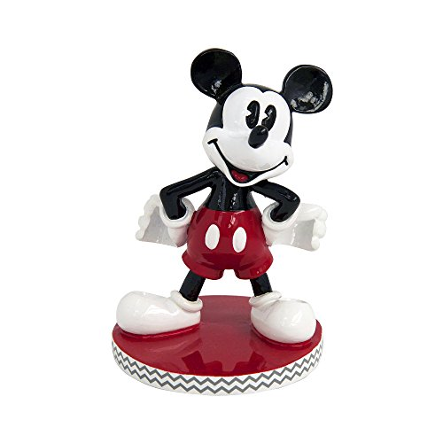 Disney chevron mickey mouse toothbrush holder home garden bathroom accessories holders - Mickey mouse bathroom accessories ...