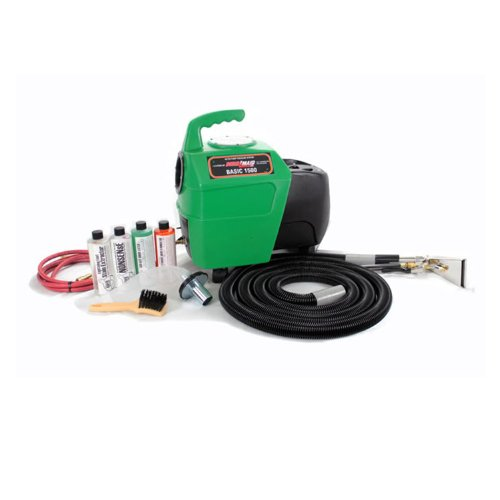 Chemical Guys (EQP_1500W) Durrmaid Basic 1500 Hot Water Extractor and Vacuum with Tools