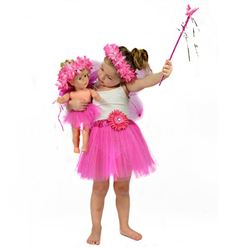 Dress Up Pretend Play Images On: Princess / Fairy Dress Up Costume For Girls