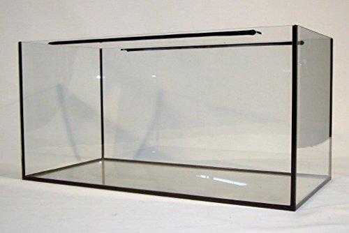 Aquarium-Glasbecken-60x30x40-cm-4-mm-rechteck-72-Liter-Becken