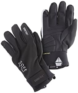 GORE BIKE WEAR Countdown Mens Gloves - 6, Black