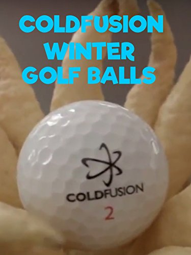 ColdFusion Winter Golf Balls
