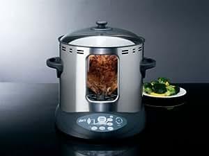 Deni® Vertical Rotisserie Oven