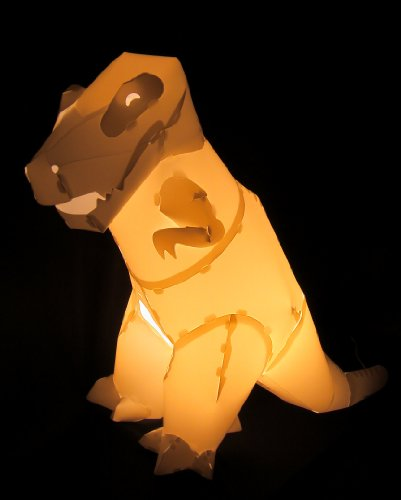 Giant T-Rex Dinosaur Lamp Kit (DIYnosaur Lamp)