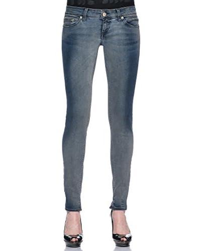 Meltin'Pot Jeans Super Skinny Marcelle [Denim Blue]