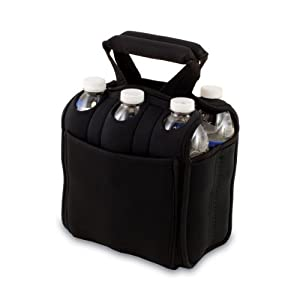 Picnic Time Six Pack Insulated Beverage Tote by Picnic Time