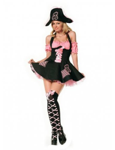 Leg Avenue Women's Sexy Pirate Outfit