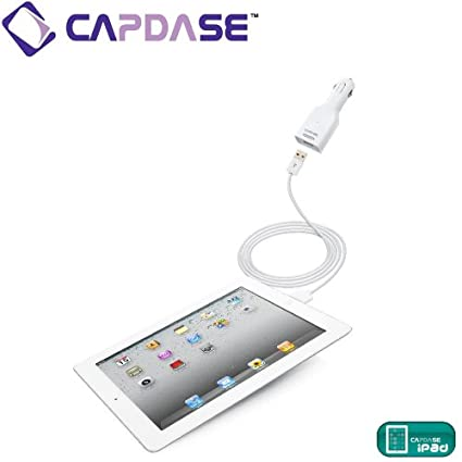 Capdase Car Charger CAAPIPAD-F002