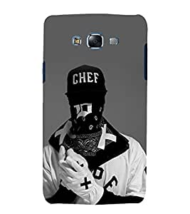 printtech Swag Thief Chef Back Case Cover for Samsung Galaxy J7 / Samsung Galaxy J7 J700F