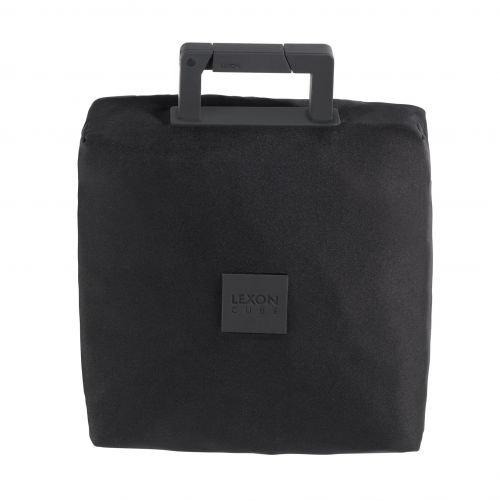 Reisetasche faltbar schwarz CUBE DUFFLE