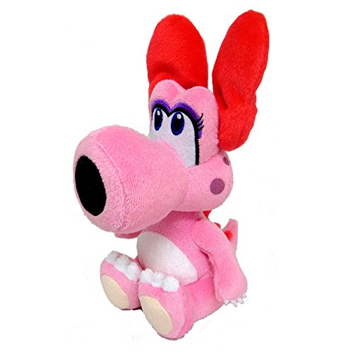 "Little Buddy Toys Nintendo Birdo 6"" Plush"