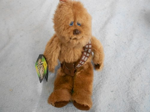 Star Wars Chewbacca with Belt Plush By Kenner - 1