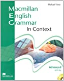 Macmillan English Grammar in Context Advanced with Key and CD-ROM Pack