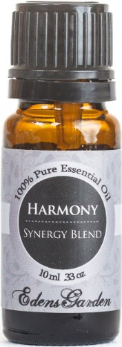 Harmony Synergy Blend Essential Oil- 10 ml (Cedarwood,