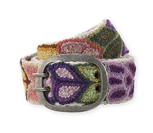 Pistil Designs Women's Andina Belt, Ivory, Small