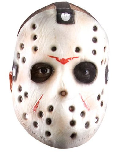 Scary-Masks Jason Mask Halloween Costume - Most Adults