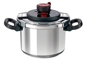 cocotte minute tefal clipso modulo 2 de 8 litres cuisine maison. Black Bedroom Furniture Sets. Home Design Ideas