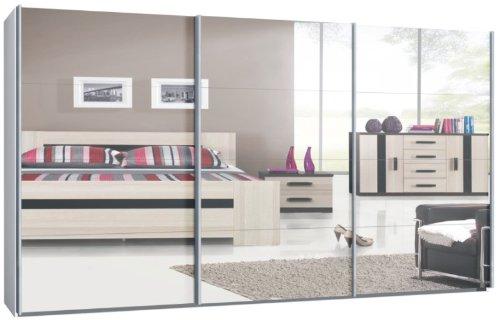 Schwebetrenschrank-Schiebetrenschrank-ca-400-cm-Wei-mit-Spiegelfront
