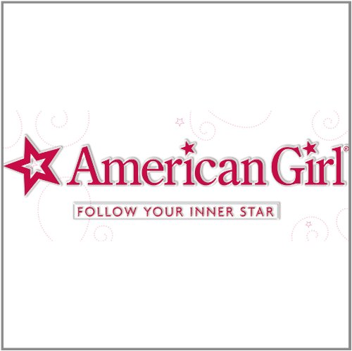 American Girl Crafts Logo Stacked Stickers - 1
