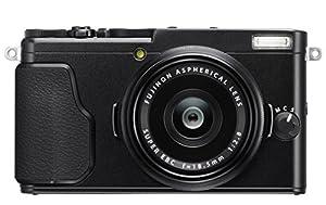 Fujifilm X70- Black (16.3 MP, X-Trans CMOS II)