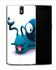 PrintFunny Designer Printed Case For One+1